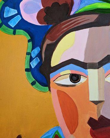 Quadro de Frida Khalo
