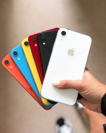 Продамо Used iPhone Xr 64 GB Black\Blue\Red\White\Coral\Yellow в іХата