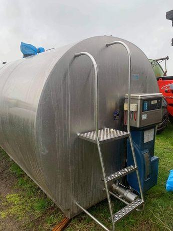 Zbiornik Schładzalnik do mleka De Laval 12000l  2001r