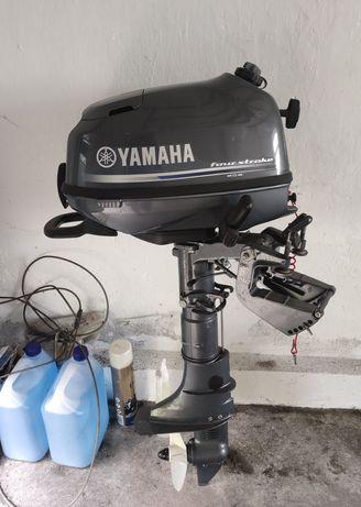 silnik zaburtowy Yamaha 4HP