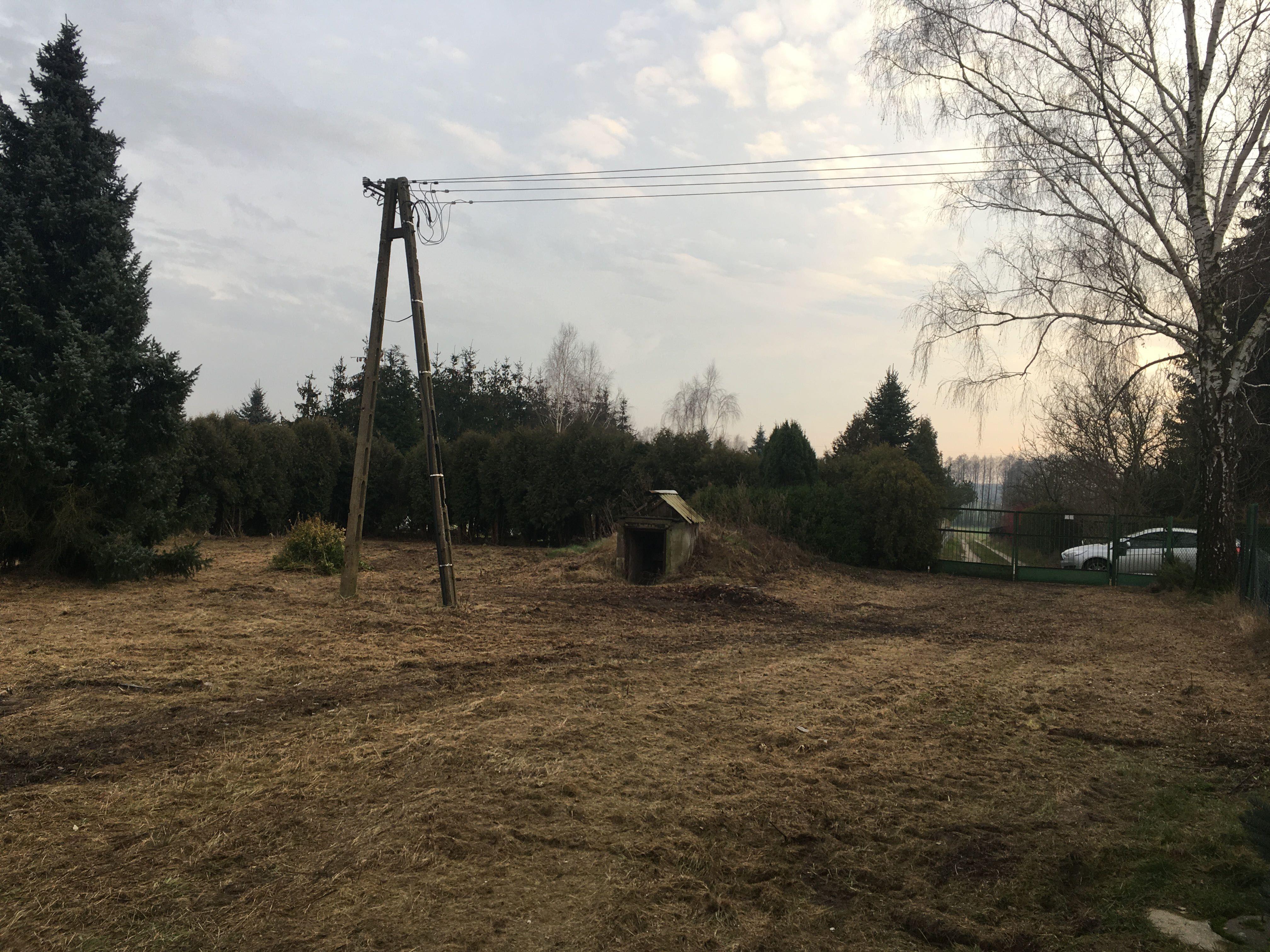Działka budowlana w Janowicach, Powiat Pabianicki
