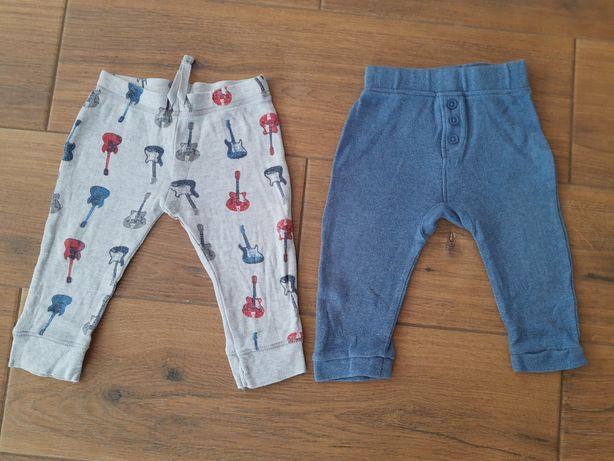 Spodnie leginsy f&f George 6-9mies