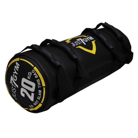 Worek Treningowy Powerbag Just7Gym 20kg Worek do ćwiczeń