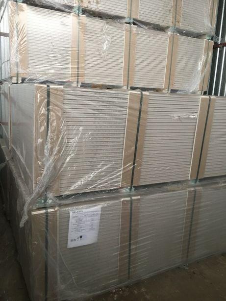 Гіпсокартон звичайний БелГіпс 2500x1200x12,5