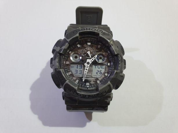 Zegarek CASIO G-SHOCK GA-100CM, Lombard Jasło Czackiego