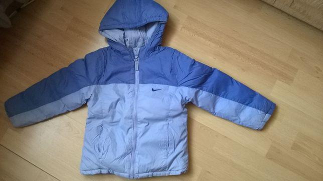 Kurtka zimowa Nike rozm. 110 (5 lat) dwustronna