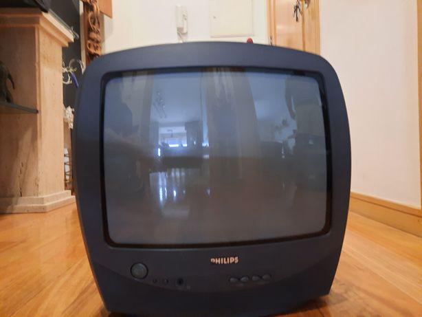 Televisão Philips de 36 cm