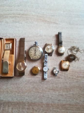 Stare zegarki sprzedam lub zamienie