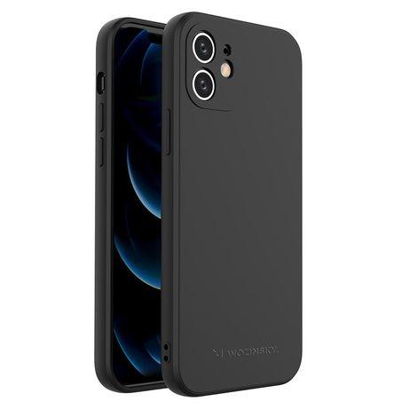 Capa Silicone Lmobile Iphone 7 E 8 Plus - Preto