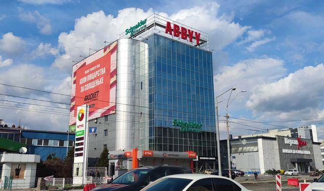 Московский пр-т. Фасадный БЦ 6882м2, метро- 850метров