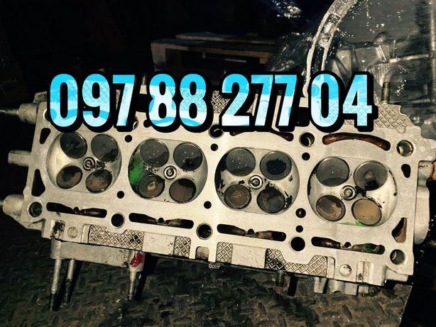 Головка блока цилиндров ВАЗ 2110, 2112, Приора, Калина, 1118,2170, 16