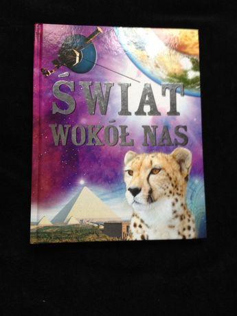 Nowa książka Świat wokół nas Autor Clive Gifford Wyd Olesiejuk