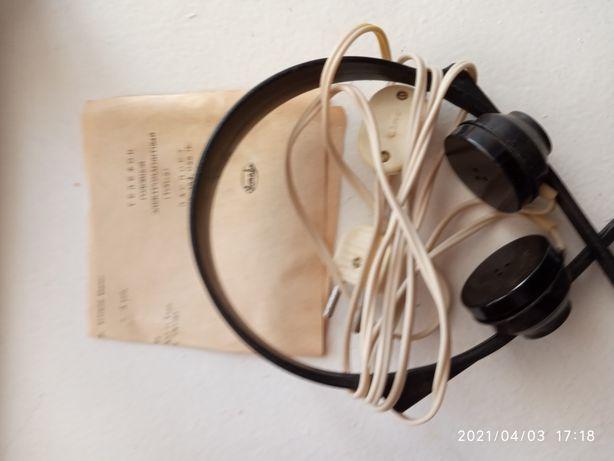 Продаю Телефон головной электромагнитный ТОн-2М