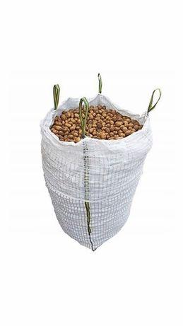 Worki big bag bagi 94/94/187 Wentylowane Raszlowe na Warzywa
