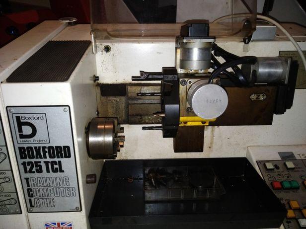 Torno CNC Boxford TCL125