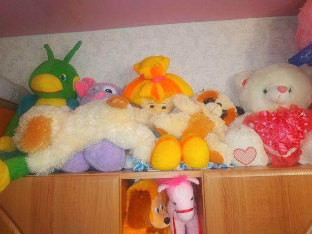 Продам игрушки из разных мультиков