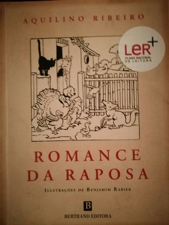 Romance da Raposa - Aquilino Ribeiro