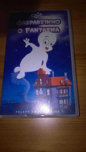 VHS - Gasparzinho o Fantasma