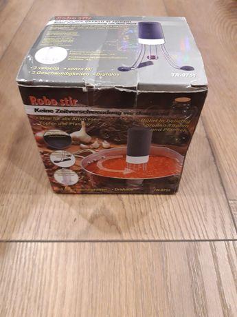 Robot do robienia sosów