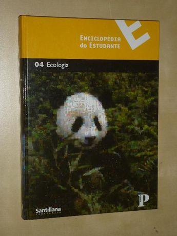 Ecologia - vol. 4 da Enciclopédia do Estudante, ed. Santillana