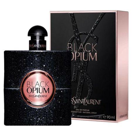 Perfumy BLACK Opium ysl 90ml  Wyprzedaż
