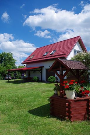 Dom do wynajęcia Mazury, Mikołajki, Inulec, blisko jezioro