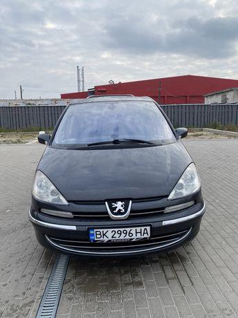 Peugeot 807 2008р.