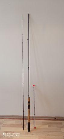 Wędka feeder Mikado Black Stone Big Fish Metod FEEDER 330, cw 40-80g