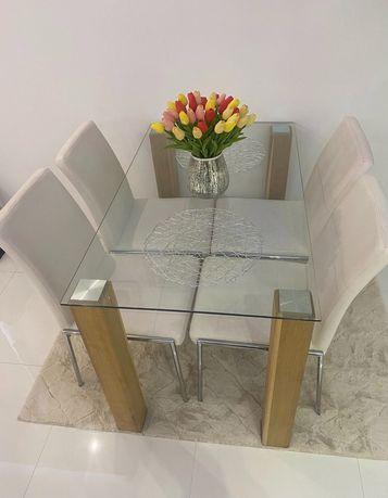 Stół / ława dębowy