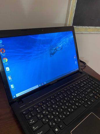 Ноутбук Lenovo G580 15,6 Intel Pentium SSD 128 RAM 6 Гб Nvidia 710M