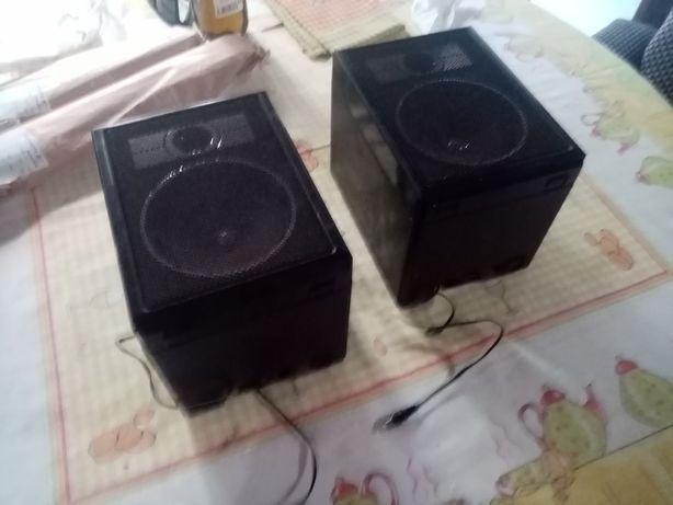 Colunas áudio (2 unidades)