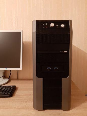 ПК. H110M-DGS. Intel Pentium Gold G4560 3,5GHz. DDR-4 32 GB или16GB