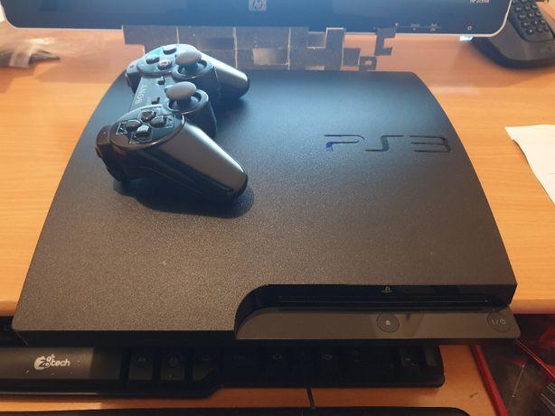 SONY Playstation 3 desbloqueada com 10 jogos à escolha