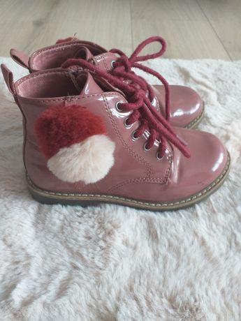 Zara buty botki 25