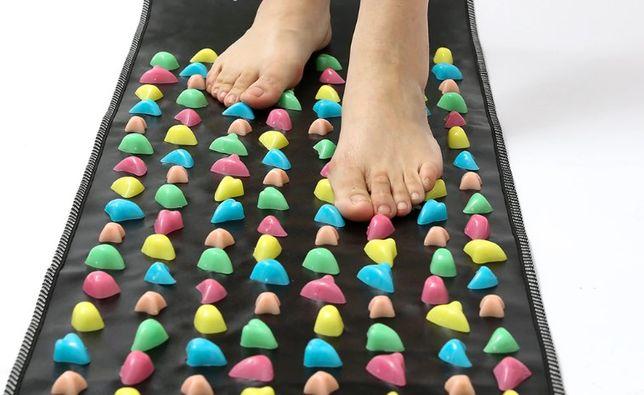 Массажный/ортопедический коврик для детей/стоп/ног от плоскостопия