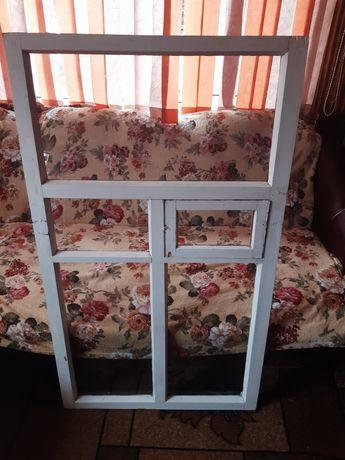 Окна, деревянные окна 3 шт