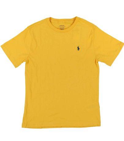 T shirt rapaz: POLO RALPH LAUREN, tamanho 10-12 anos