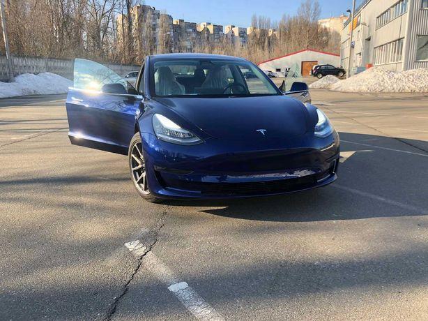 Авто электромобиль  машина Tesla Model 3 Dual Motor Long Rang 2018