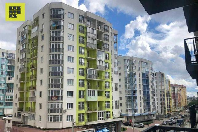 58.89 м2 — 2-к квартира у Львові ЖК Шенген (Dolce Vita)