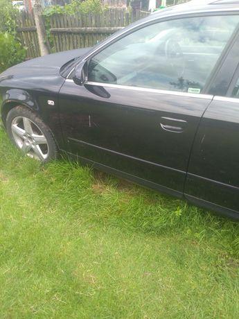 Audi a4 b7 drzwi s line lewy tył lz9y