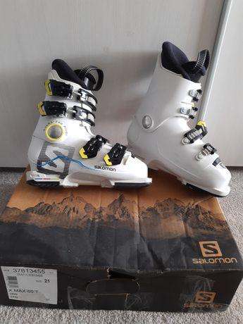 Dziecięce buty narciarskie SALOMON
