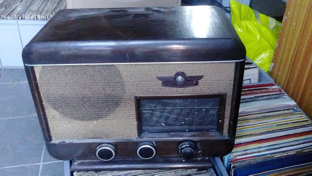 Radio Lampowe hornyphon