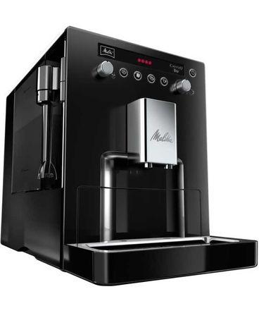Ekspres do kawy mellitta caffeo bar młynek spieniacz stan bdb