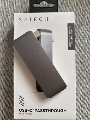 SATECHI - USB C passthrough