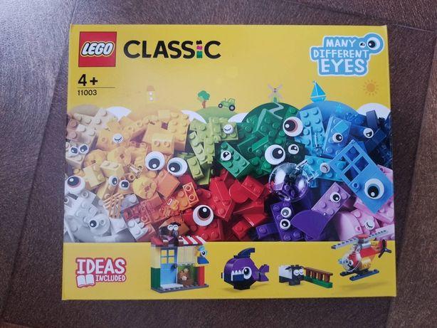 Лего классик 11003, Lego classic, lego, конструктор кубики и глазки