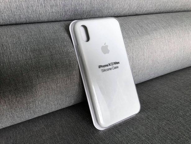 Nowe oryginalne etui silikonowe Apple Iphone XS Max