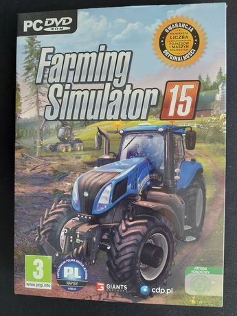 Gra Farming Simulator 15 PC