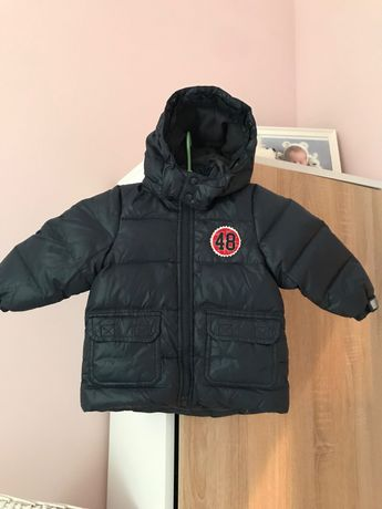 Куртка на пуху зимняя Name it 80см/9-12мес