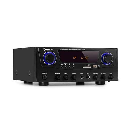 Hi-Fi усилитель Auna AMP-2BT (10033755)