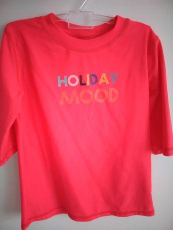 Koszulka dziecięca z filtrem UV